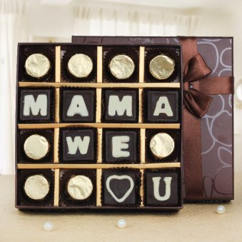 16 Handmade Chocolates for Mom