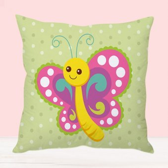Butterfly Colours Cushion