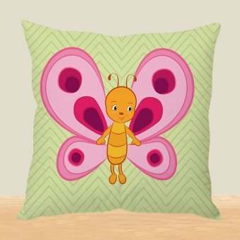 Butterfly Effect Cushion