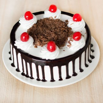 Black Forest Cake Any Occasion - for online delivery in Noida