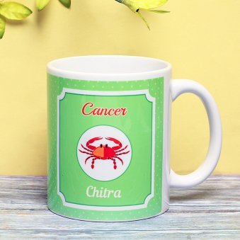 Personalised Mug for Cancerian People