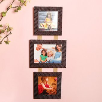 Cascading Photo Frames