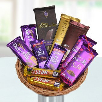 Chocolate Gift, Chocolate Gift Baskets