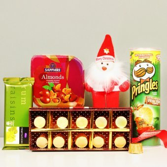 Christmas Spree - A Christmas Gift Hamper
