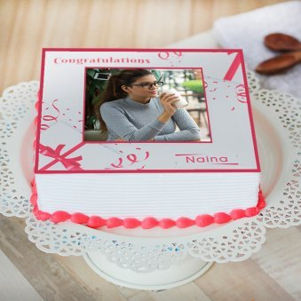 Photo Cakes to Cheer