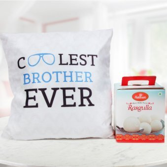 Gift cool and sweet bro to your brother