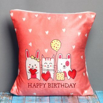 Cushion for Birthday