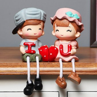 Love Couple Doll