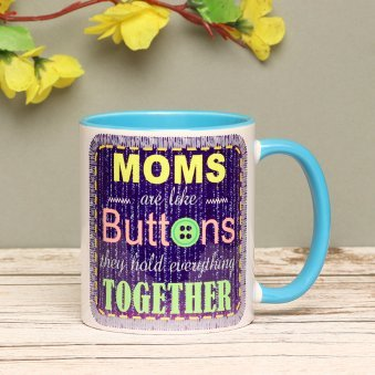 Cutest Mother Ever - A Mug with Quote