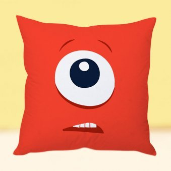 Cutesy Touch Cushion