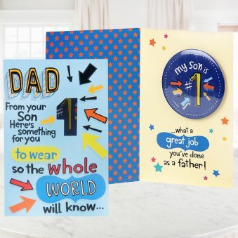 I Love you Daddy Special Card