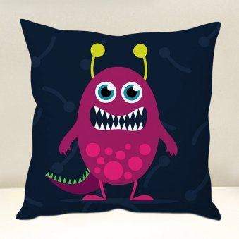 Dino Love Cushion
