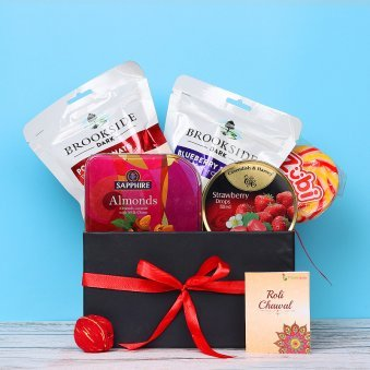 Bhai Dooj Sweet Gift Hamper