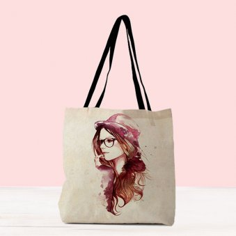 Easy Going Tote Bag