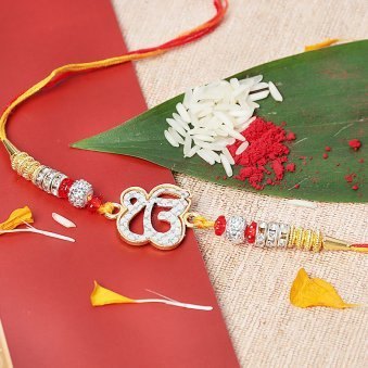 Ek Onkar Rakhi for Brother