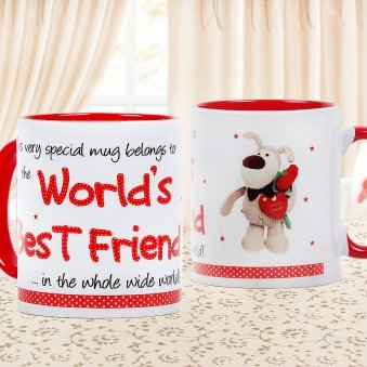 Everlasting Fondness Mug for Special Friend