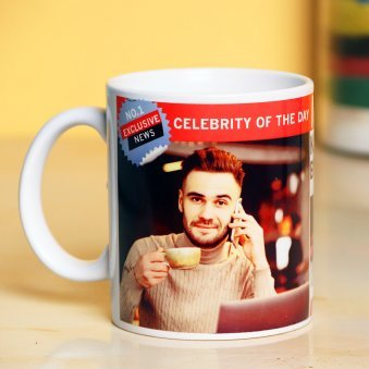 Personalised Mug for Birthday
