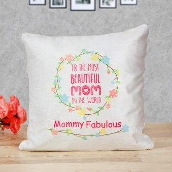 Fabulous Mom Cushion
