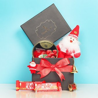 Festive Feelings - A Christmas Gift Box