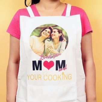 Food Wizard - A Personalised Apron for Mom
