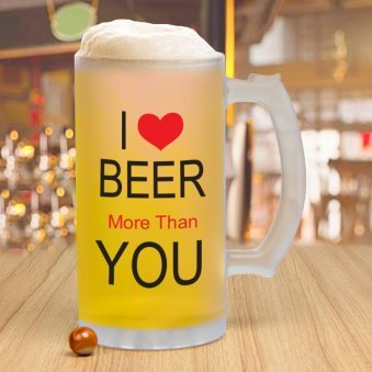 Beer mug for boys