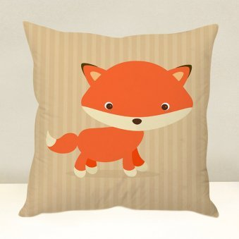 Foxy feel Cushion