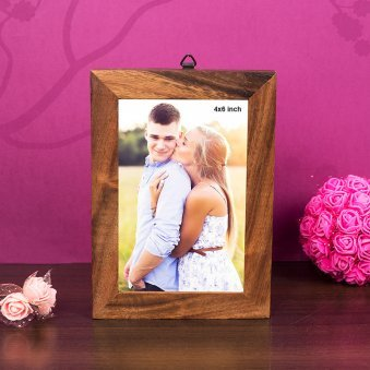 Wooden 7X5 Table Top Beautiful Photo Frame