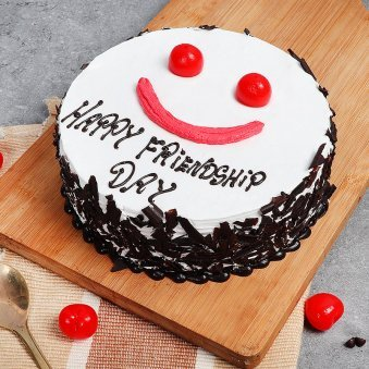Friendship images best friend happy birthday cakes with name