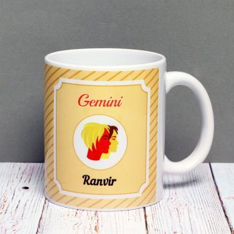 Personalised Mug for Gemini People