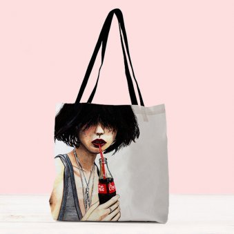 Go with Stylisgh Tote Bag