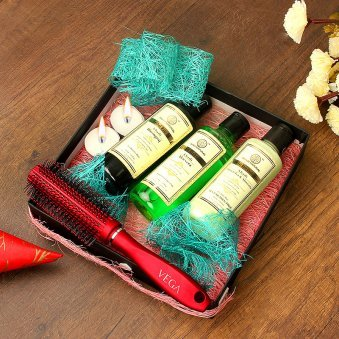 A Hair Care Spa Gift Hamper