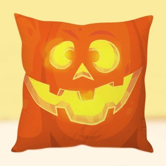 Halloween Fun Cushion