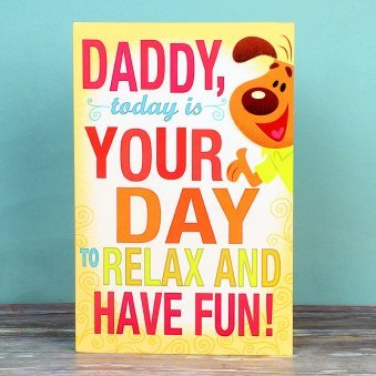 Greeting Card for Daddy