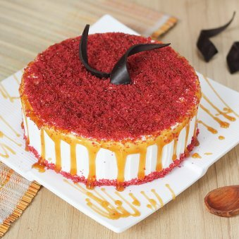 Hypnotizing Red Velvet Treat