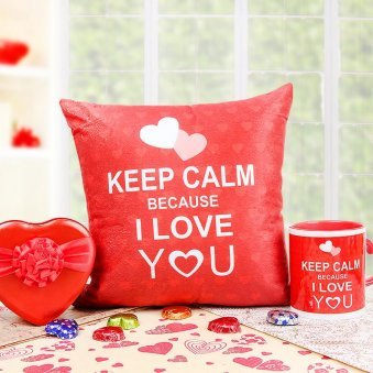 Keep Calm Love You Combo