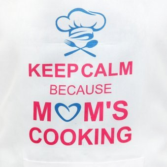 Keep Calm Apron for Mom