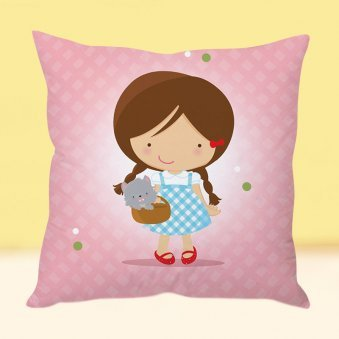 Little Girl Cushion