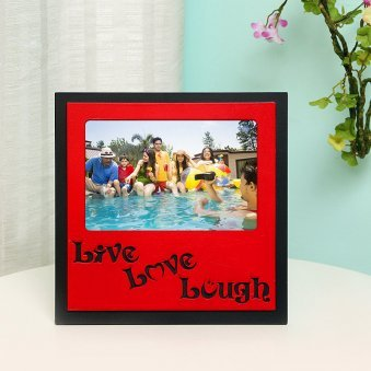 A Personalised Photo Frame