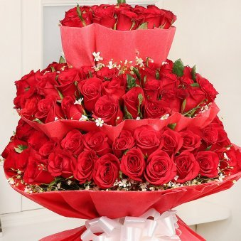 Valentine Flowers Online Valentines Day Red Roses Delivery