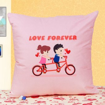 Love Forever Cushion