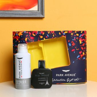 Park Avenue Deo and Perfume Combo for Men
