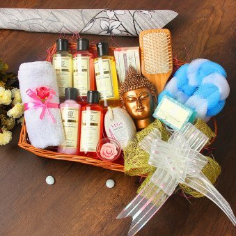 Luxurious Spa Time - A Spa Gift Hamper