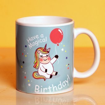 Customised Birthday Mug