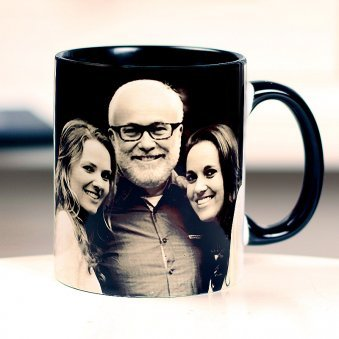A Personalised Mug for Dad