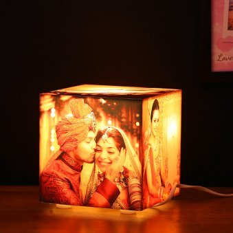 Cubelit Photo Lamp