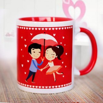 Romance Monsoon Love Mug
