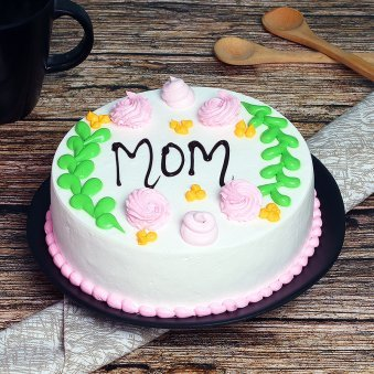 Mothers Love - A Cake for Mom