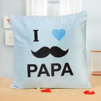 My King Dad Cushion