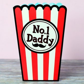 Greeting Card for No 1 Father