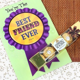 Now and Forever Friendship Day Combo